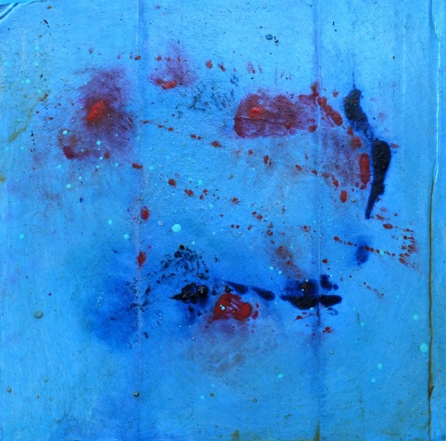 Color composition (Strafford series) I