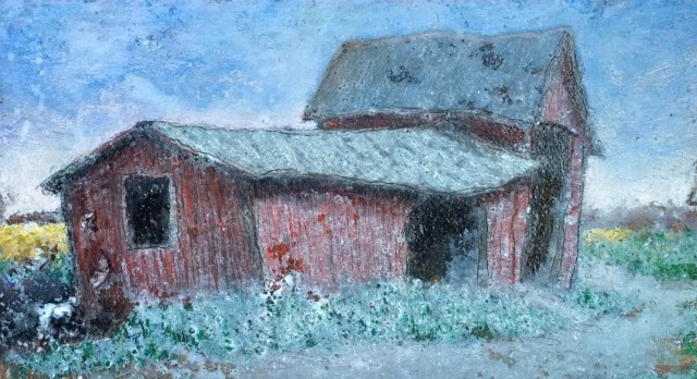 Small barn (Hollis)