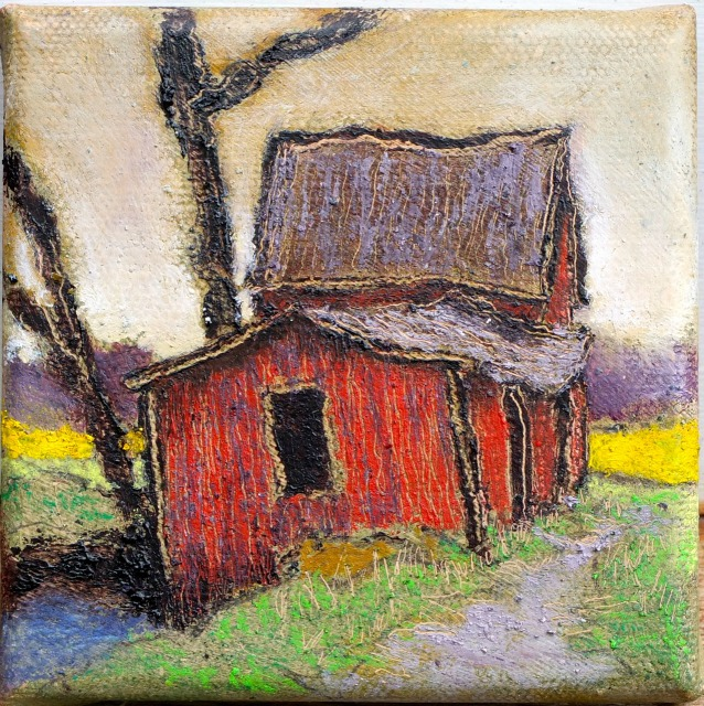 Small barns (Hollis)